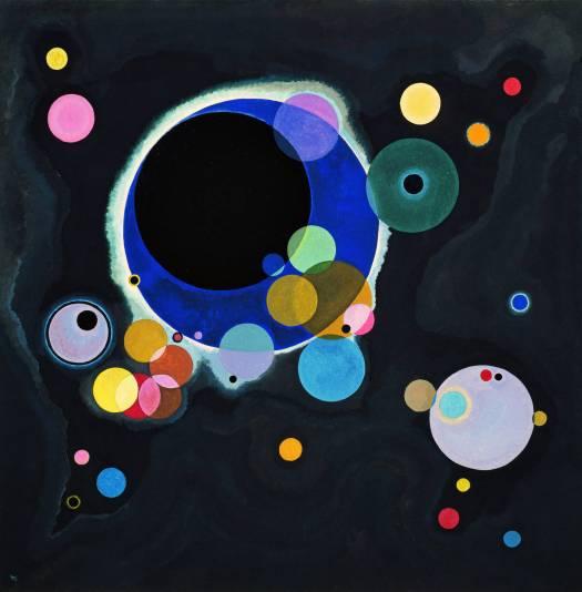 Vassily_Kandinsky,_1926_-_Several_Circles,_Gugg_0910_25