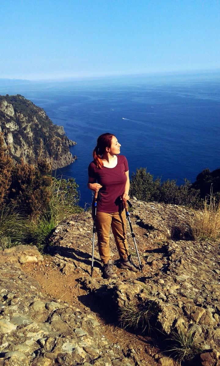Un bellissimo trekking da Camogli a Portofino